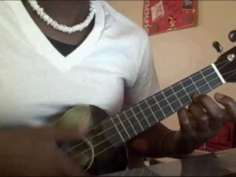 How to play Officially Missing You on ukulele - YouTube