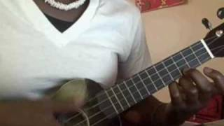 how to play officially missing you on ukulele