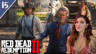 Drinks Are On Us! The Braithwaites | Red Dead Redemption 2 Pt. 15 | Marz Plays