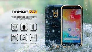 Ulefone Armor X7 Новый топовый смартфон