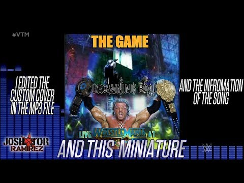 WWE: The Game  at WrestleMania X8  Drowning Pool