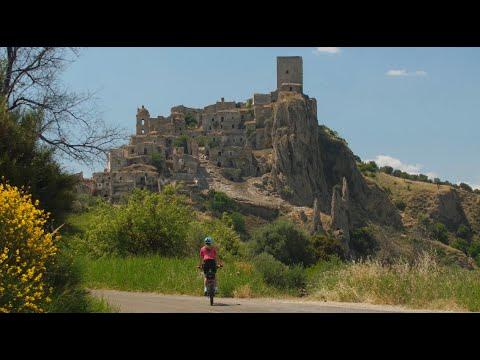 Basilicata Bike - Seconda tappa da Senise ad Accet...