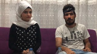 تحدي اللغة الكردية و التركية مع جيفارا العلي و ام سيف