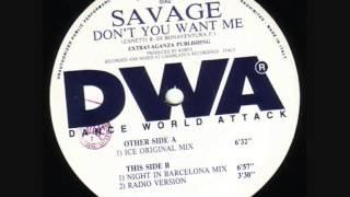 Savage - Don
