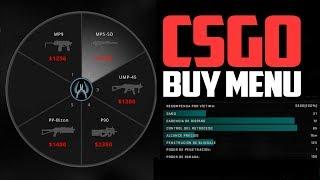 CSGO BUY MENU MEJORADO FOR CS 1.6 | COMPATIBLE CON LAS ARMAS ALTERNATIVAS !