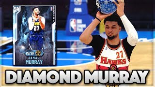 *NEW* DIAMOND JAMAL MURRAY GAMEPLAY!! | The MOST UNDERRATED Point Guard In NBA 2k20 MyTEAM...