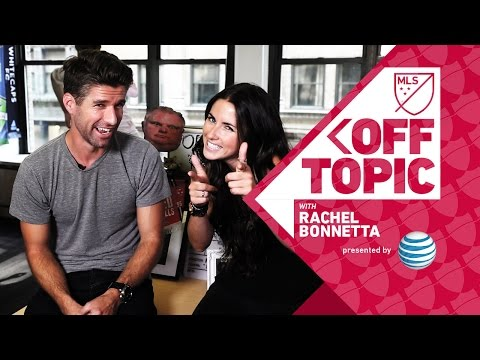 Kyle Martino living the dream  Off Topic with Rachel Bonnetta presented by AT&T