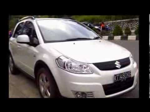 Dijual Suzuki X Over Sx4 Manual Tahun 2010 Putih Samarinda Hp