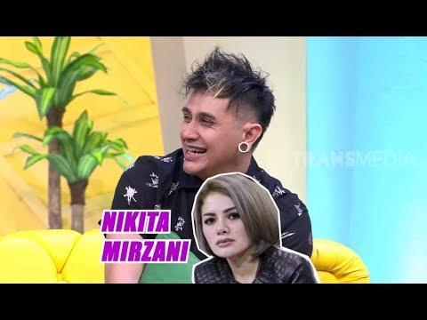 Vicky Nitinegoro BLAK-BLAKAN Tentang Hubungannya Dengan Nikita Mirzani | OKAY BOS (20/08/19) Part 1
