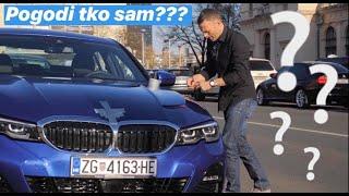 Pogodi tko sam - BMW 320d