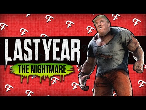 Last Year The Nightmare: Donald Trump The High School Bully! (Online - Comedy Gaming)