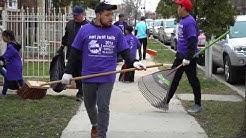 2018 MEF Street Cleanup Recap