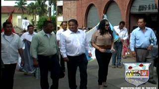 CAMINATAS CIVICAS MUNICIPALIDAD DE TAXISCO