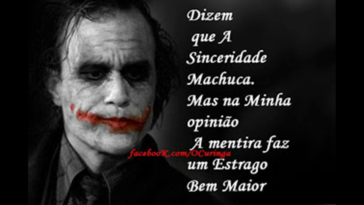Loucas Frases Do Coringa 1