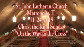 11-24-2019 On the Way to the Cross