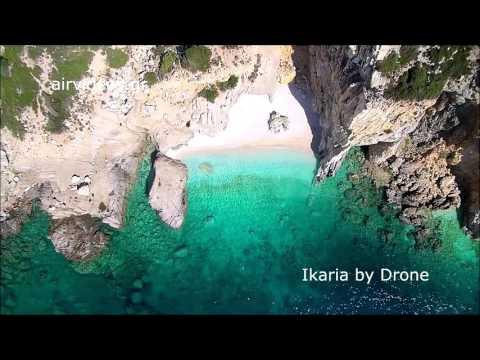Ikaria by Drone | Η Ικαρία από ψηλά