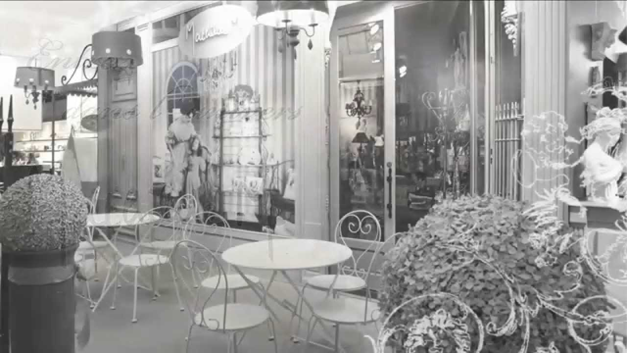 mathilde m d co accessoires et parfums our shabby chic identity youtube. Black Bedroom Furniture Sets. Home Design Ideas