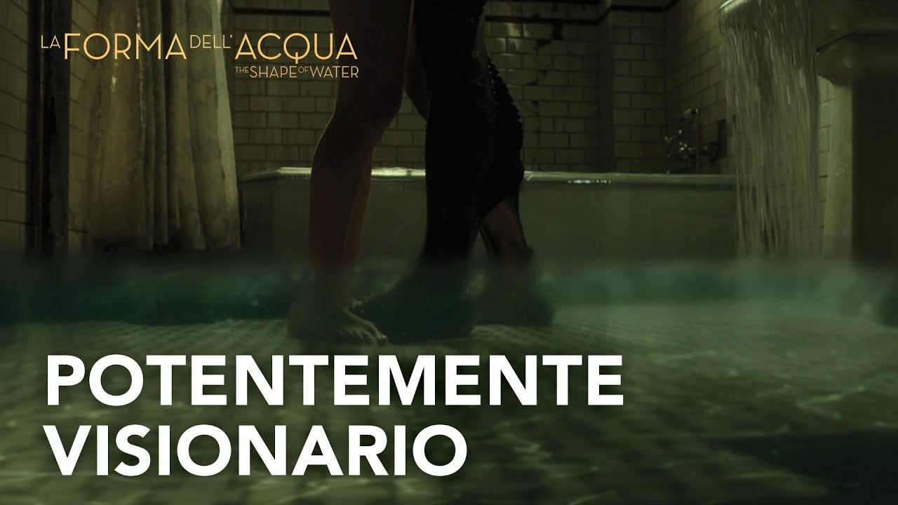 La Forma Dell Acqua Trama.La Forma Dell Acqua The Shape Of Water Potentemente Visionario Spot Hd Fox Searchlight 2018