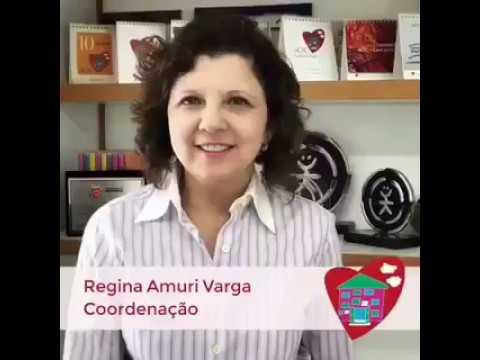 Nossa Equipe - Regina Amuri Varga - Coordenação