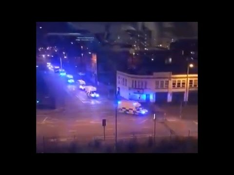 At least 19 dead after explosions rock Manchester, England arena