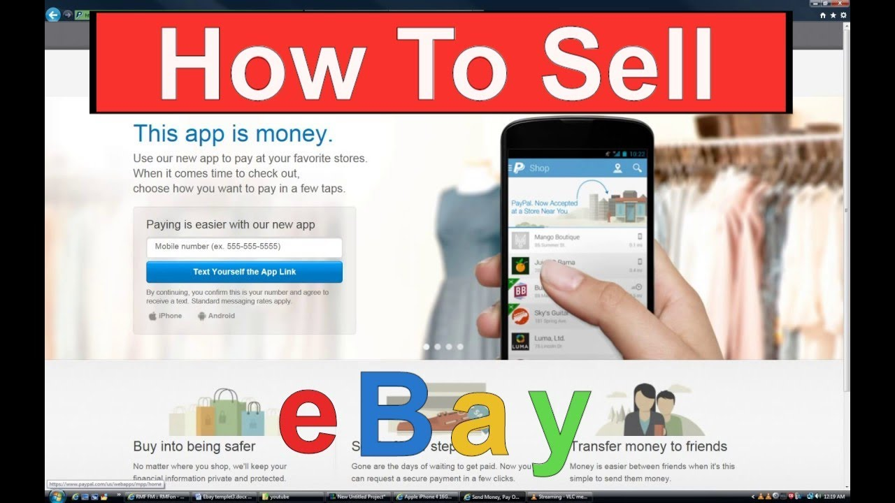 Best selling items on ebay reviews find out what sells best on ebay - How To Sell On Ebay Step By Step Instructions Selling On Ebay Auction