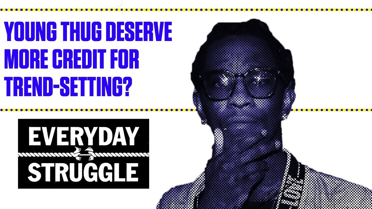 Young Thug Deserve More Credit For Trend-Setting?