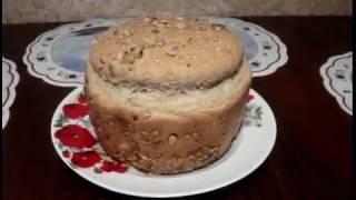Хлебопечь-мультиварка. Выпечка хлеба