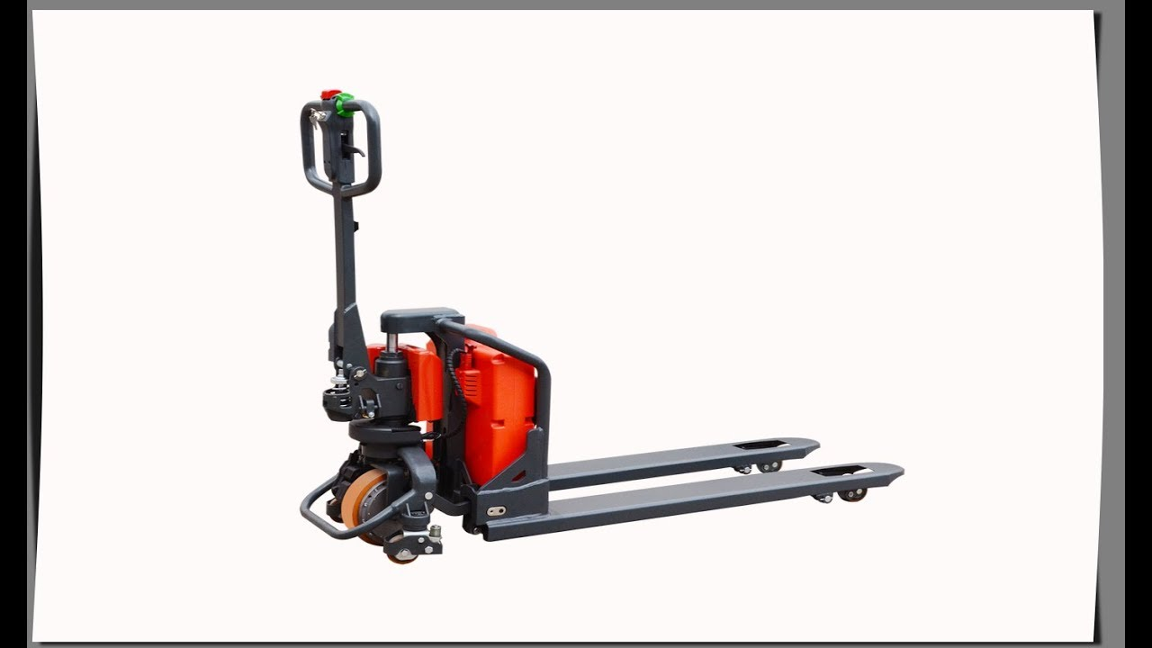 Electric and Semi-Electric Noblelift Pallet Truck