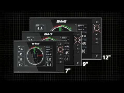 B&G New Zeus² Video