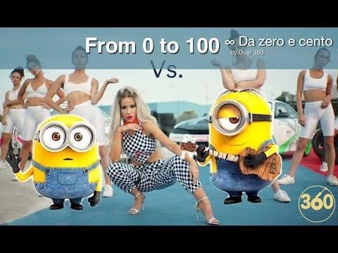 From 0 to 100 ft  Minions ∞ Da zero a cento (Baby K
