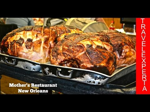 Mothers Restaurant In New Orleans - Review