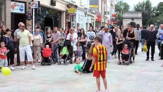 "Daniel Dennehy - Mini Messi ""Age 10"""