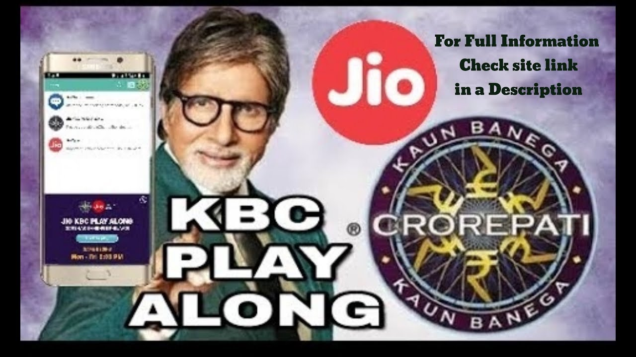 Jio KBC play along | Download JioChat app | link in a Description