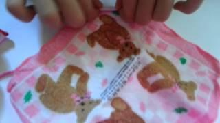 How to make handkerchief bunny