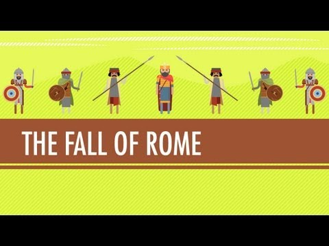 Fall Of The Roman Empire...in The 15th Century: Crash Course World History #12