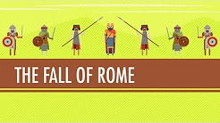 Fall of The Roman Empire.in the 15th Century: Crash Course World History #12