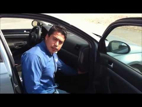Interfil Cambio De Filtro De Cabina Wv Bora Wmv Youtube