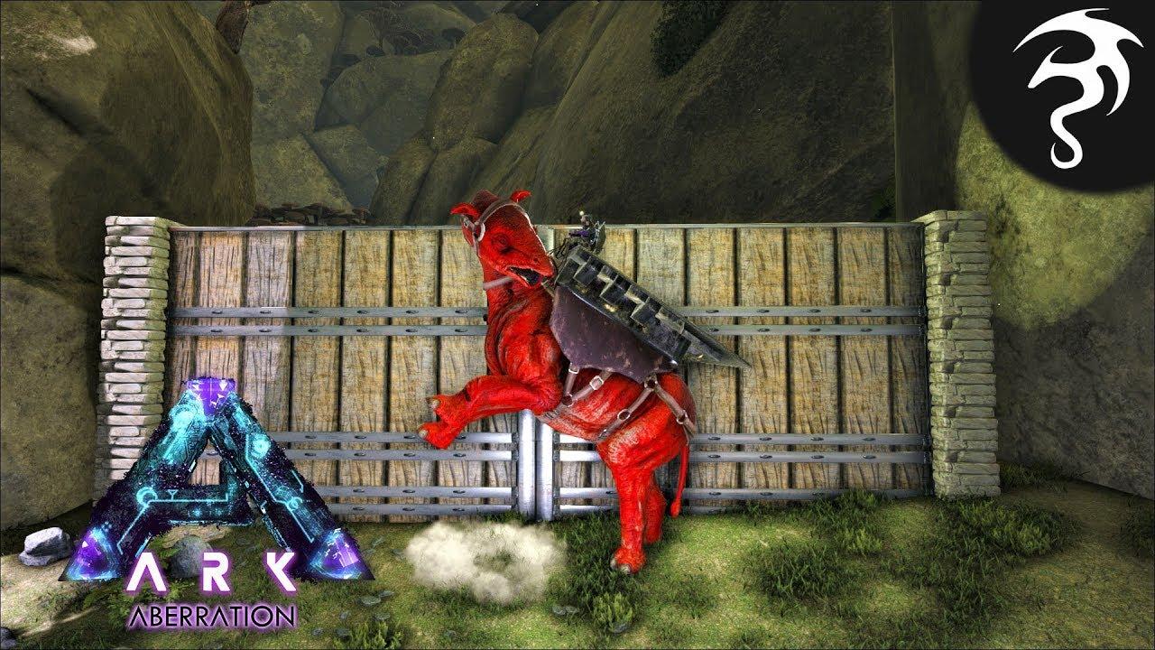 The S+ Dynamic Gate Struggle - Ep27 - Ark Aberration