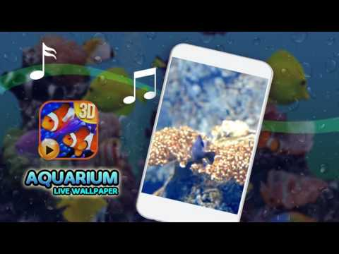 Aquarium live wallpaper android apps on google play for Live fish store