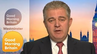 Brandon Lewis: There Is 'No Pact' Between the Conservatives and Brexit Party | Good Morning Britain