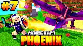 AUF DRACHENJAGD?! - Minecraft Phoenix #007 [Deutsch/HD]