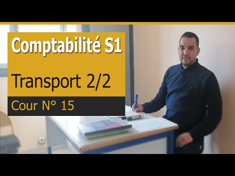 Facturation : Transport 2/2 Partie de la comptabilisation