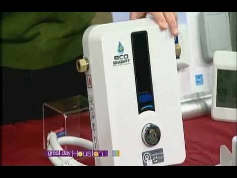 Electric tankless instant on demand hot water heater youtube sciox Image collections