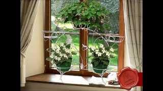 Кованые подставки для цветов * Fabrikakovki.ru(Кованые подставки для цветов Многие люди мечтают оформить в квартире или офисе красивый «зеленый уголок»,..., 2015-06-18T13:25:25.000Z)