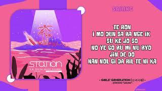 GIRLS' GENERATION (소녀시대) - 'Sailing (그 여름) (0805)' | Easy Ly…