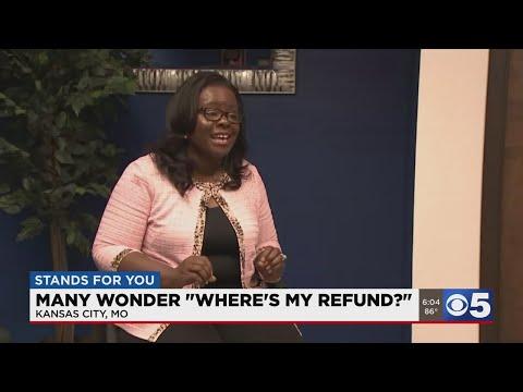'Where's my tax refund?' 12 million Americans wonder
