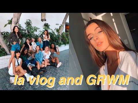 come around LA with me & GRWM | Olivia Rouyre