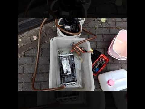 Газовый котел аристон чистка теплообменника тиж пластинчатый теплообменник