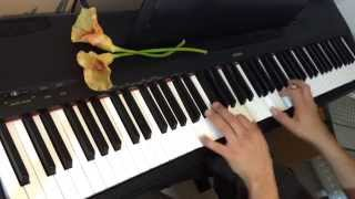 Roxette - Fading Like A Flower (piano version)
