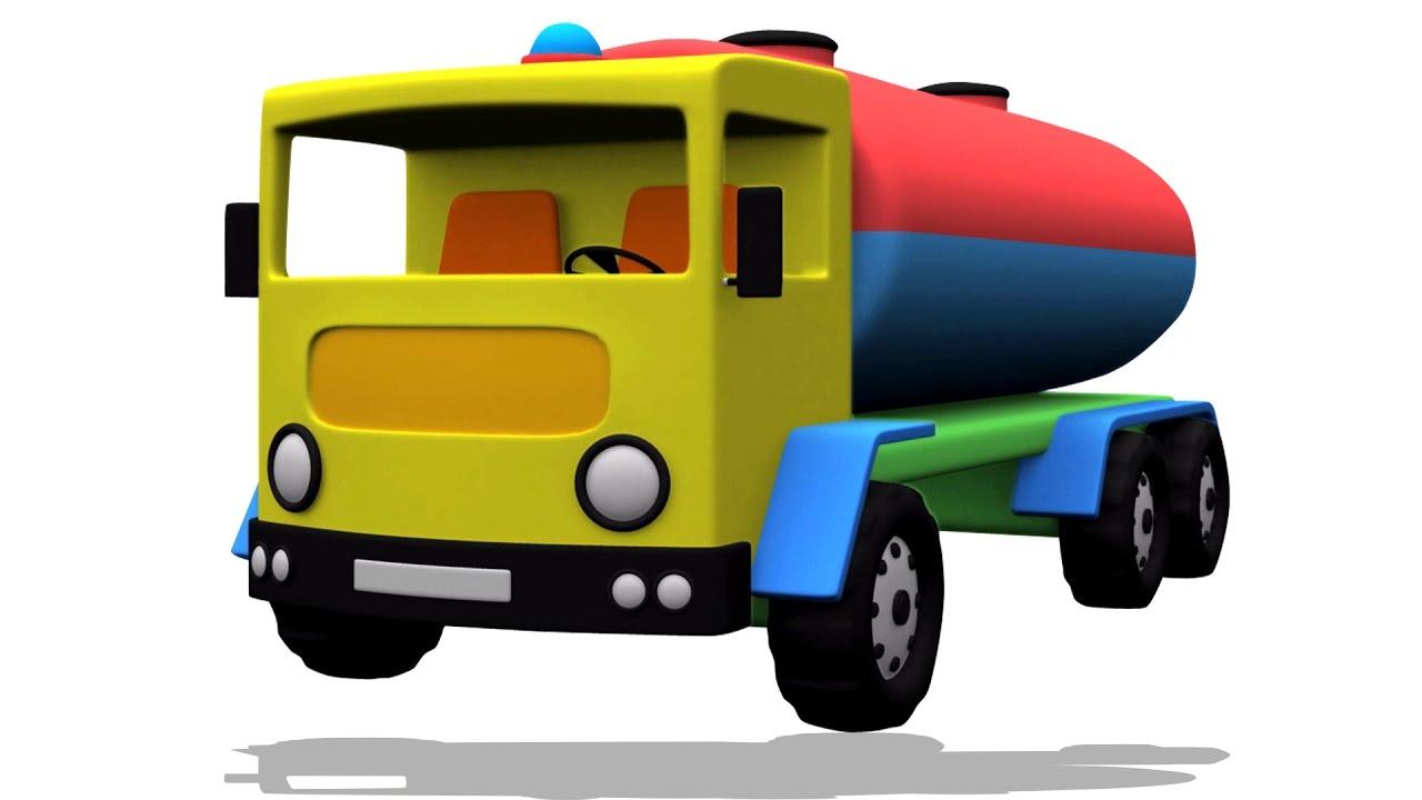 Mainan Unboxing minyak tangki | Mainan diberi box | telur kejutan | Toy Unboxing Oil Tank